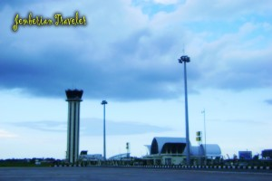 The Tower and the Airport Office