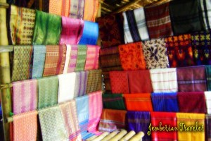 The Sasak's Woven Cloth