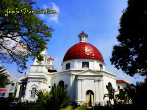 The Blenduk Church