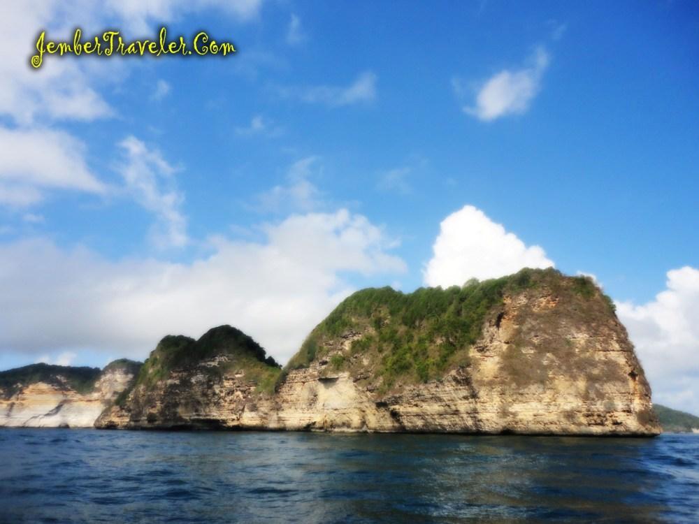 Pantai Papuma ke Pulau Nusa Barong (part Nusa Barong) (2/6)