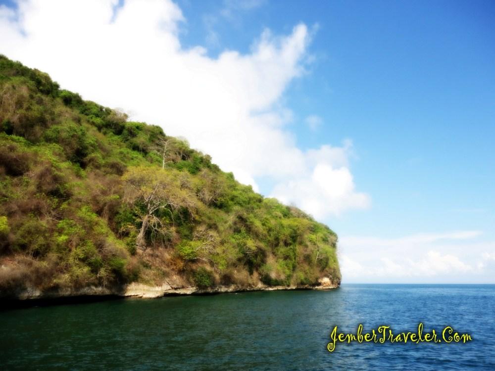 Pantai Papuma ke Pulau Nusa Barong (part Nusa Barong) (6/6)