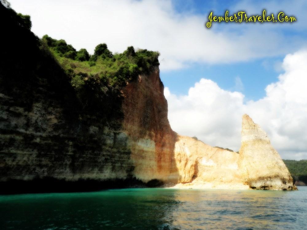 Pantai Papuma ke Pulau Nusa Barong (part Nusa Barong) (4/6)
