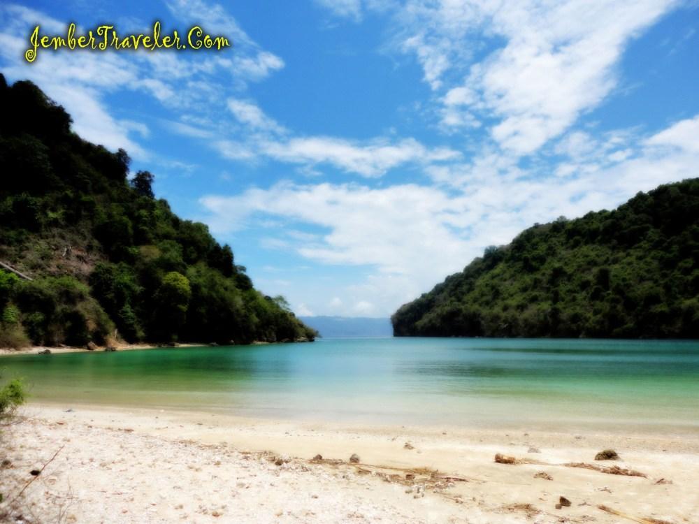 Pantai Papuma ke Pulau Nusa Barong (part Nusa Barong) (1/6)