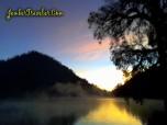 Menjelang Sunrise di Ranu Kumbolo