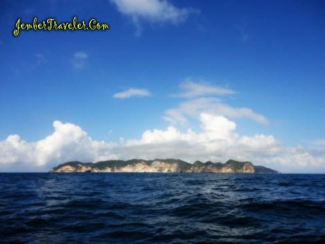 Nusa Barong Island