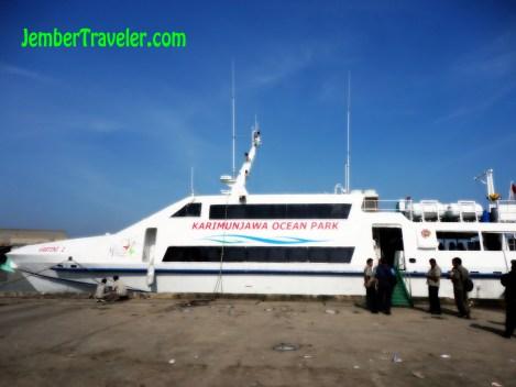 Kartini Fast Boat