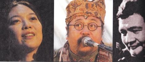 Jen Shyu, Djaduk Ferianto, & Idang Rasjidi