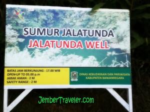 jember traveler SJ 02