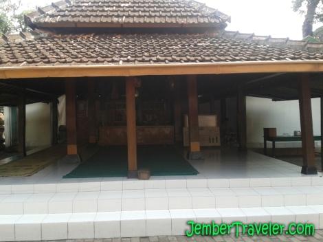 Pendopo Kasultanan Yogyakarta