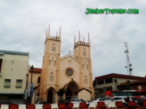 Chuch of St. Francis Xavier