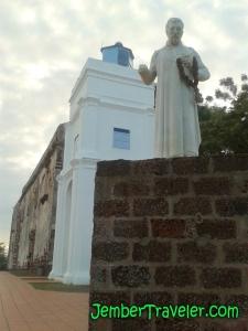 Runtuhan Gereja St. Paul
