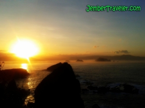 Sun Rise Papuma
