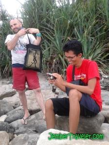 Miky dan Dhalsim a.k.a Daniel #Sungkem