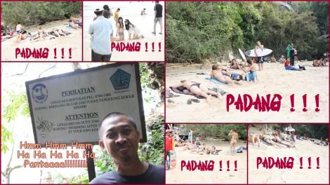 Padang Padang ! ! ! Ha Ha Ha Ha