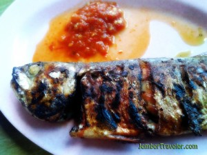 Ikan Nila Bakar