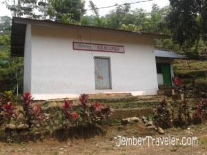 Afdeling Kaliklepuh - Perumahan pekerja perkebunan
