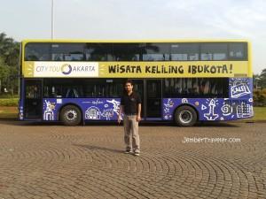 Isam, salah satu teman di Jakarta