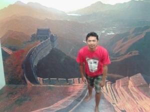 Tembok Cina ala-ala