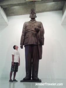 Patung Ir. Soekarno