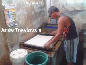 Proses Pembuatan Tahu
