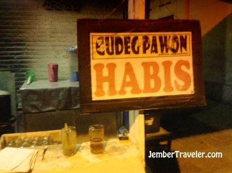 GUDEG PAWON HABIS