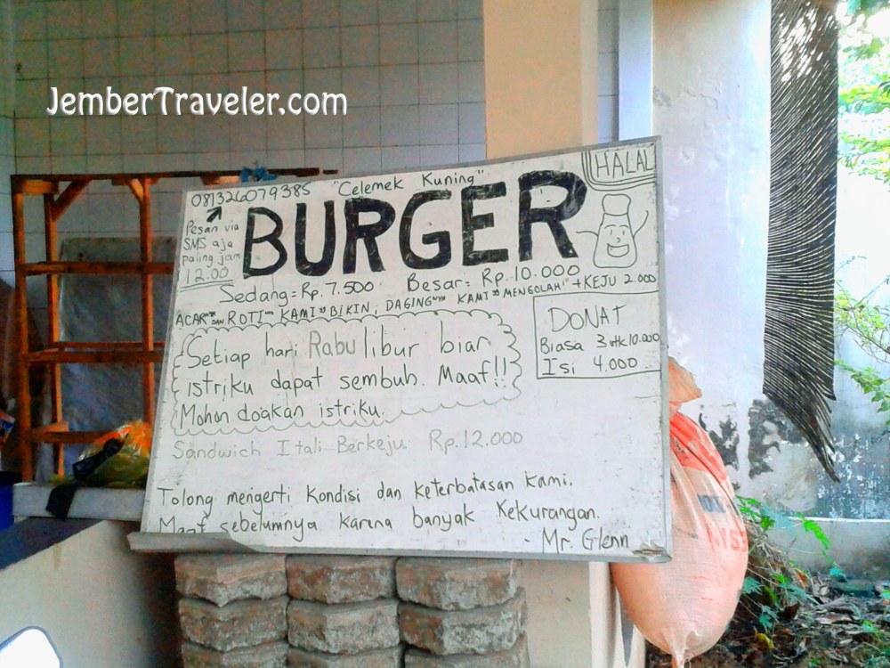 Burger Mr Glenn yang Rendah Hati (3/6)