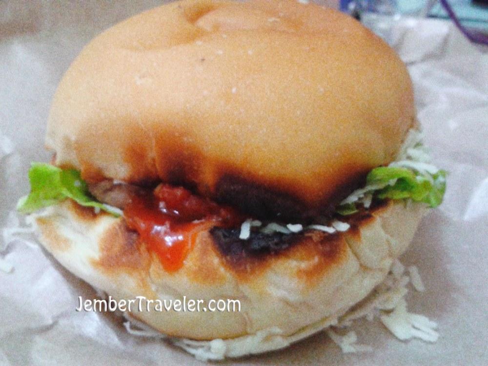 Burger Mr Glenn yang Rendah Hati (1/6)