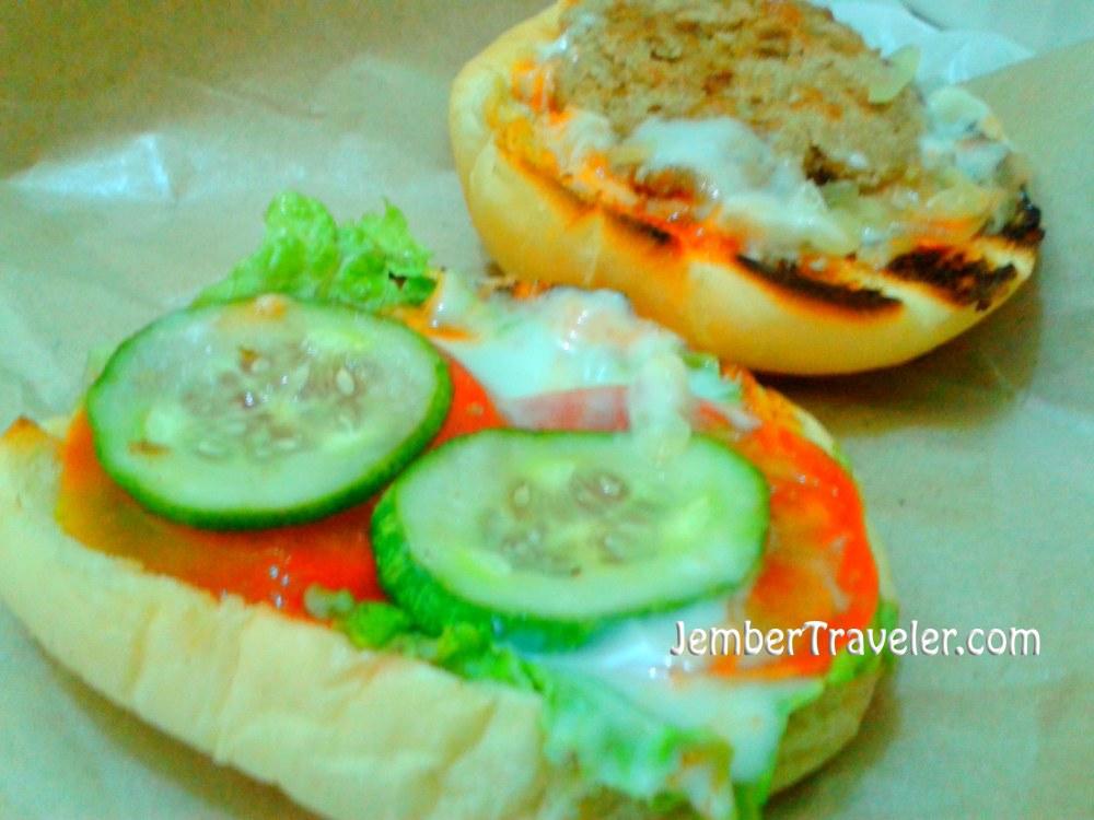 Burger Mr Glenn yang Rendah Hati (5/6)