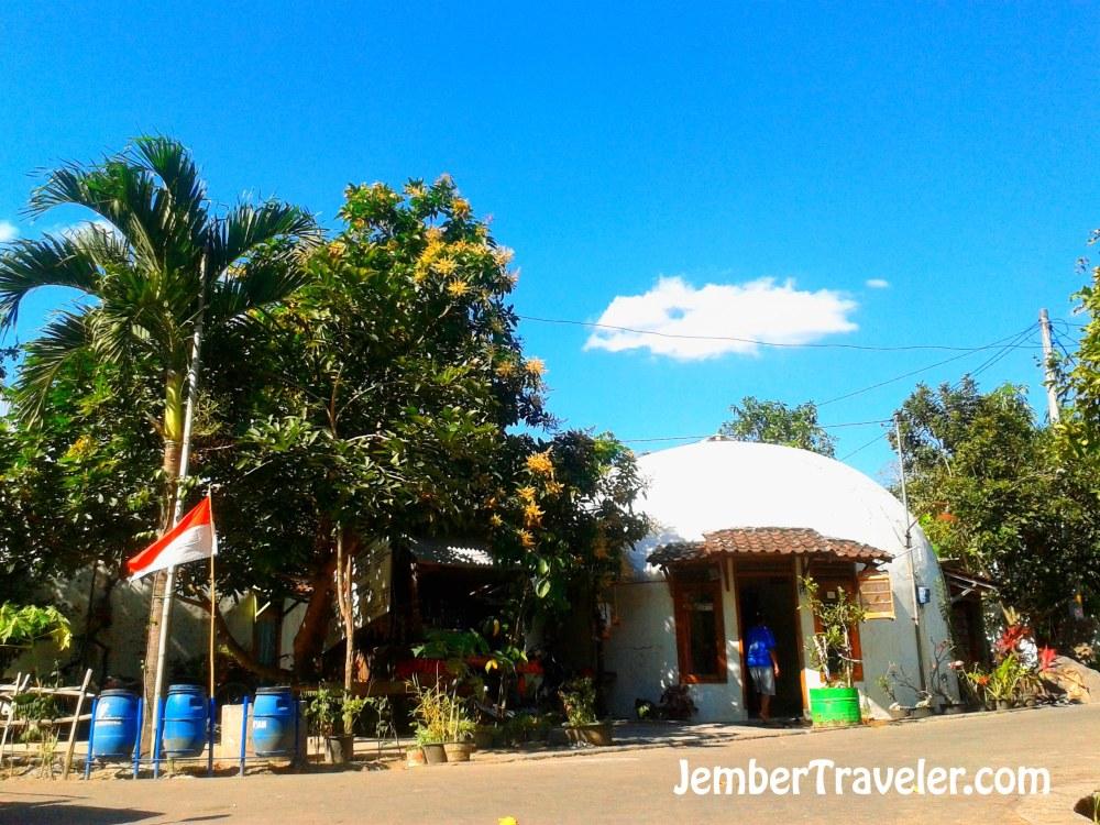 Kampung Dome Teletubbies di Jogja (3/6)
