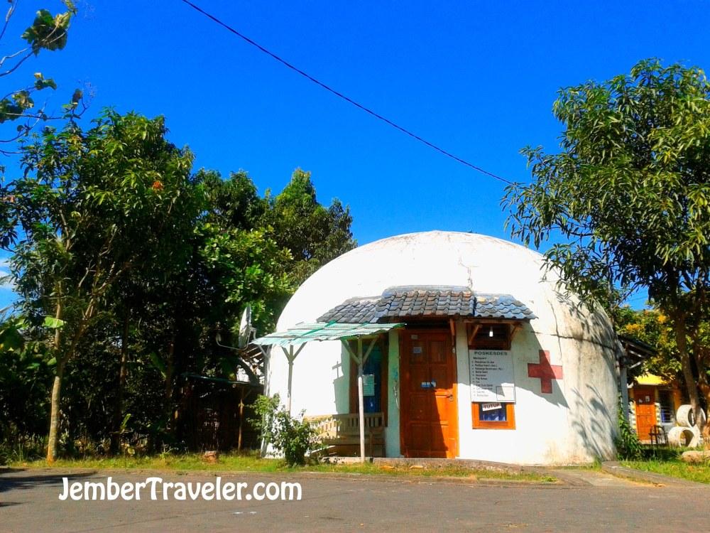 Kampung Dome Teletubbies di Jogja (5/6)