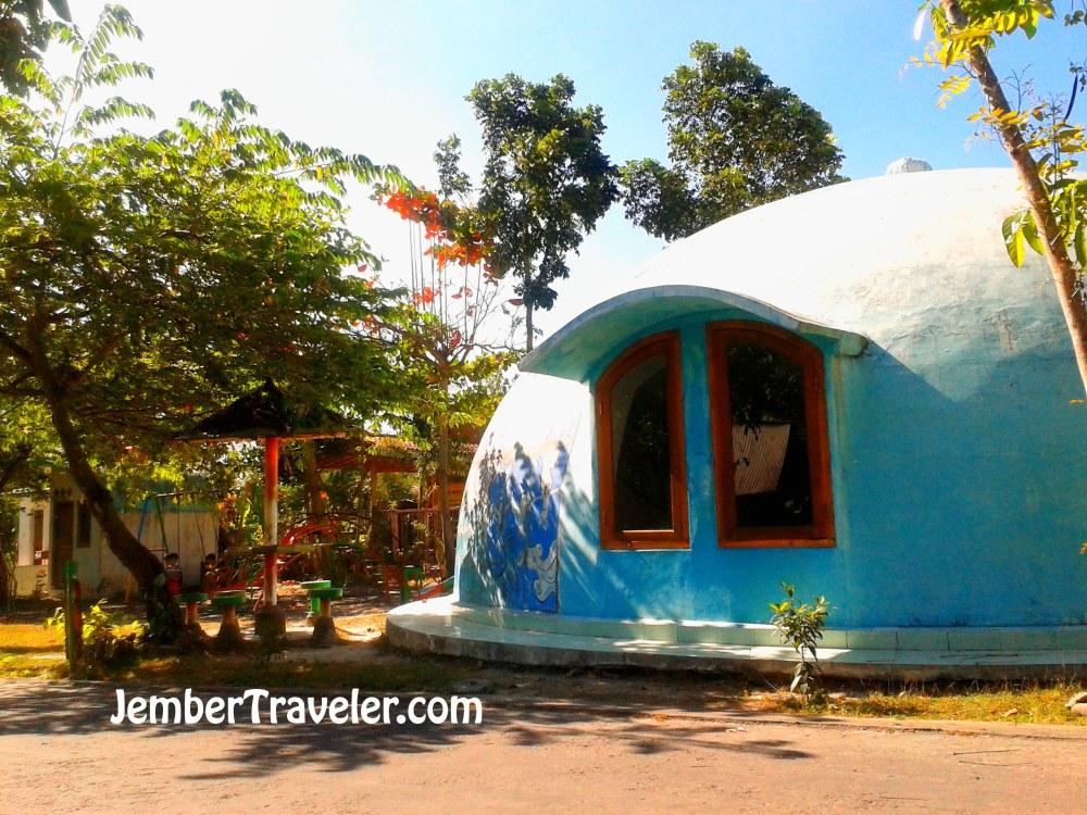 Kampung Dome Teletubbies di Jogja (6/6)