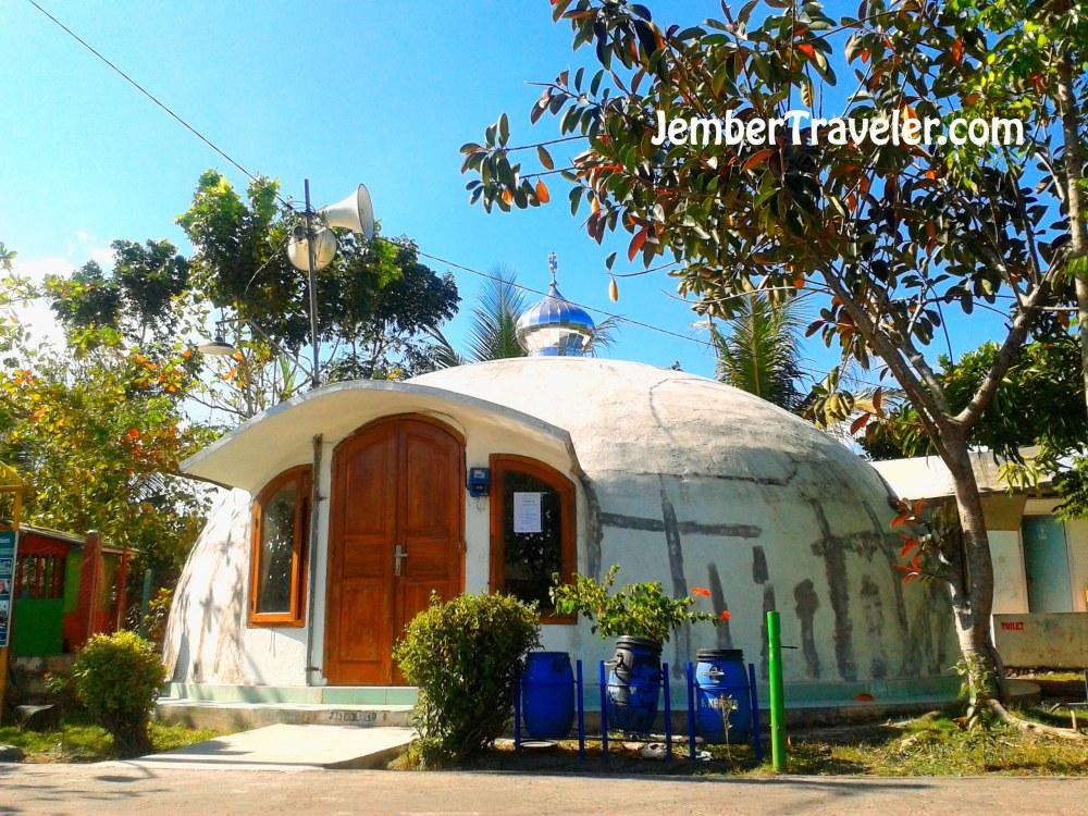 Kampung Dome Teletubbies di Jogja (4/6)