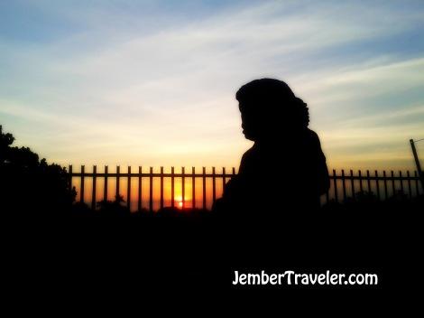 Jember Traveler Siluet Plaosan Lor 05