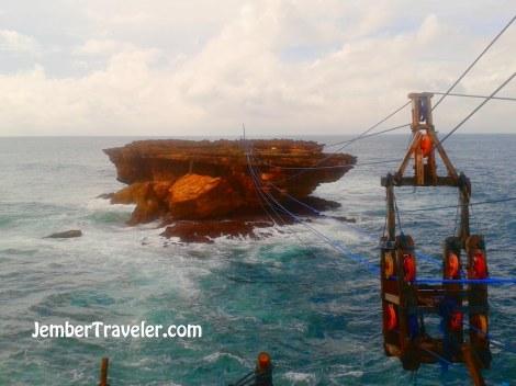 Jember Traveler Pulau Timang 04