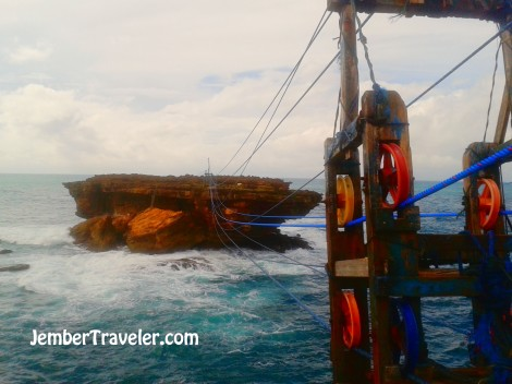 Jember Traveler Pulau Timang 05
