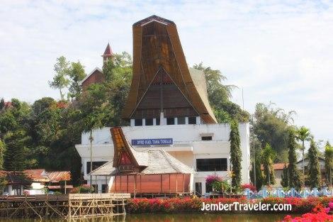 Kantor DPRD Tana Toraja