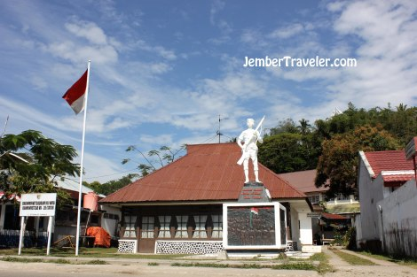 Markas Cabang Legiun Veteran Tana Toraja