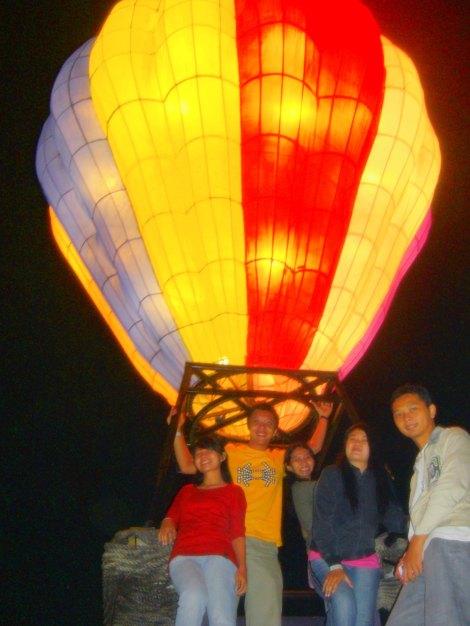 Balon udara KW (baca: ga bisa terbang)