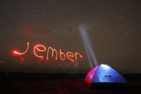 Langit Beribu Bintang. Photo by : Arif Angga Yudha
