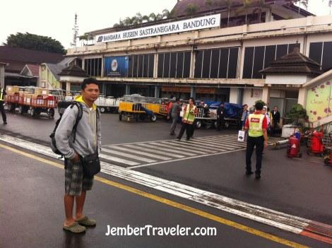 Bandara Husein Sastanegara Bandung