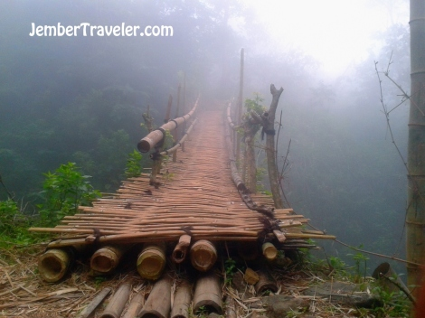 Jembatan Bambu.