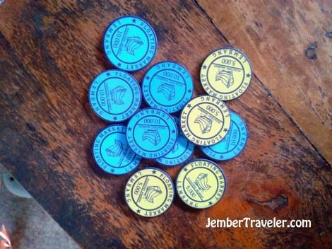 Koin untuk alat tukar