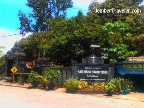Jember Traveler Gereja Ganjuran 01