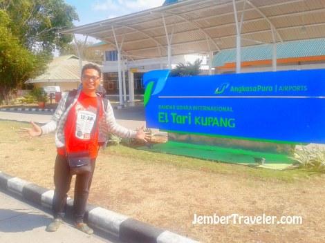 Bandar Udara Internasional El-Tari Kupang