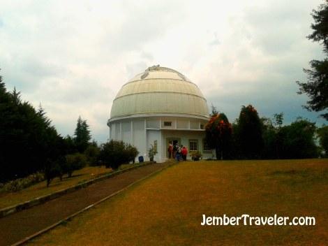 JemberTraveler Observatorium Bosscha 07