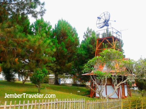 JemberTraveler Observatorium Bosscha 08