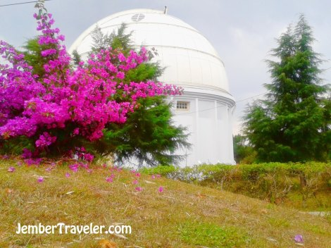 JemberTraveler Observatorium Bosscha 10
