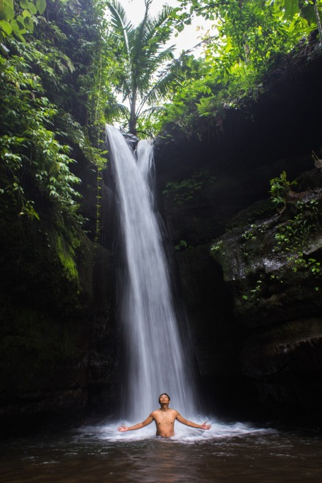 Air Terjun Damarwulan. Photo by : Arif Angga Yudha