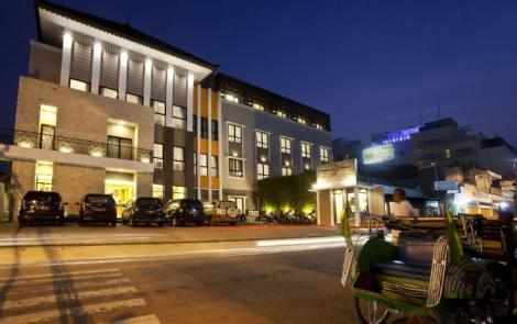 Hotel Jentra Dagen. Sumber : traveloka.com