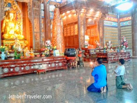 Penganut agama Buddha